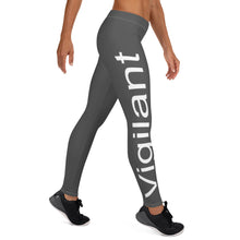 Load image into Gallery viewer, Women's Gray Vigilant Leggings