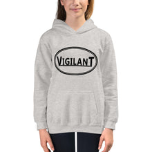 Load image into Gallery viewer, Girls Vigilant Hoodie