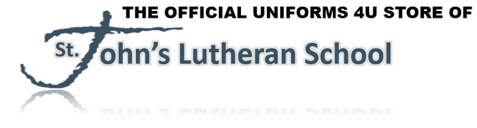 St. John's Lutheran School Uniforms Shop