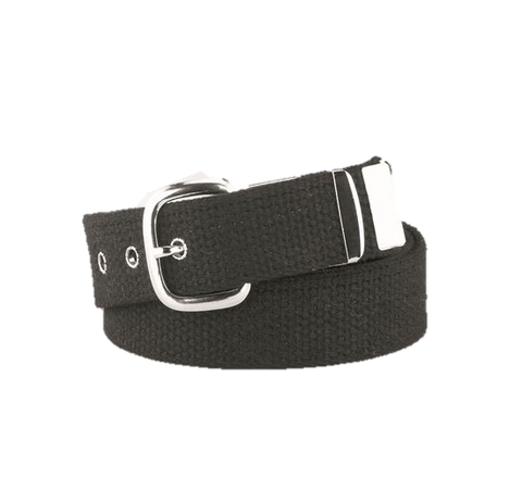 "1"" Cotton Web Belt"