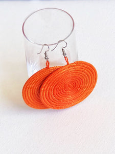 Usio Woven Earrings