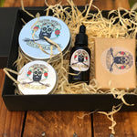 Box Set of Beard Grooming Products