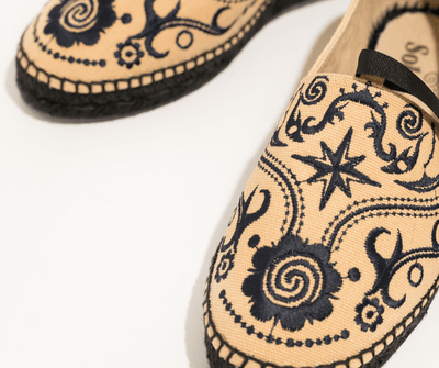 Traditional Indonesian Tattoos Bring Heart to Solana Soles
