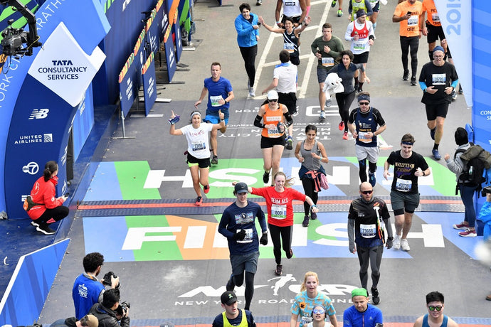 Solana Raises $26,180 for Refugees in NYC Marathon Fundraiser