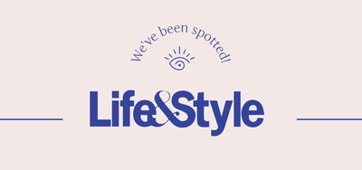 Solana Featured in Life & Style Weekly