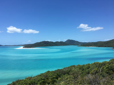 """Whitehaven Beach, Whitsundays, Queensland, Australia"""