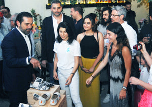 Solana exhibition and vision for Lebanese artists and industry