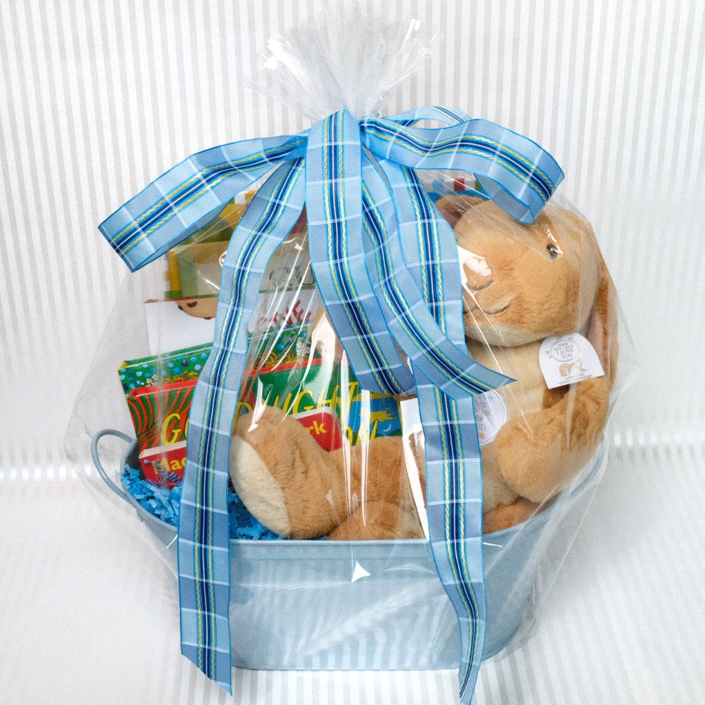 1st child Baby Book Basket