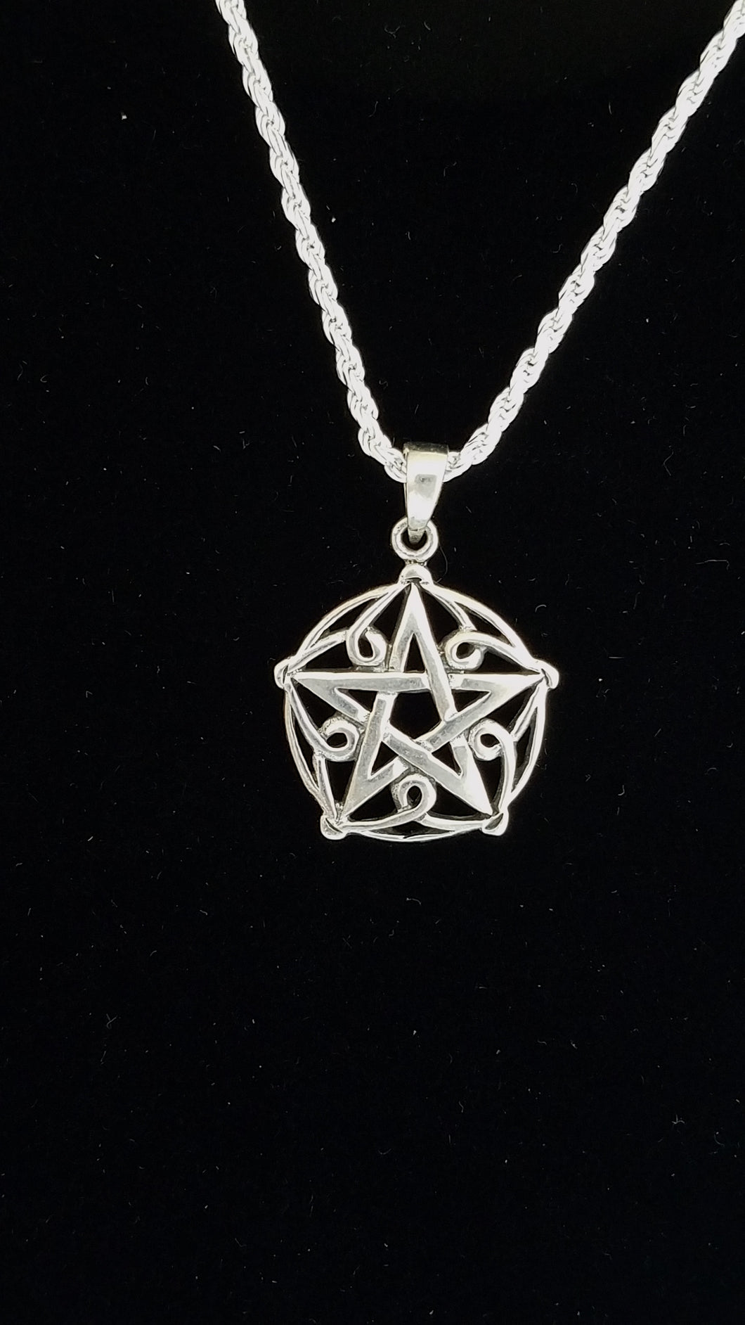 Celtic Pentacle Pendant