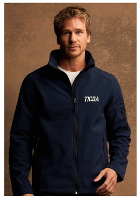Driven Men's Soft Shell Jacket