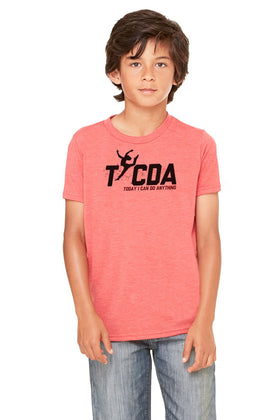 TICDA Dancer Triblend Tee