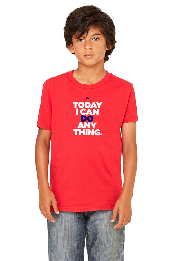 Today I Can Do Anything Classic Tee