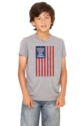 USA Triblend Tee