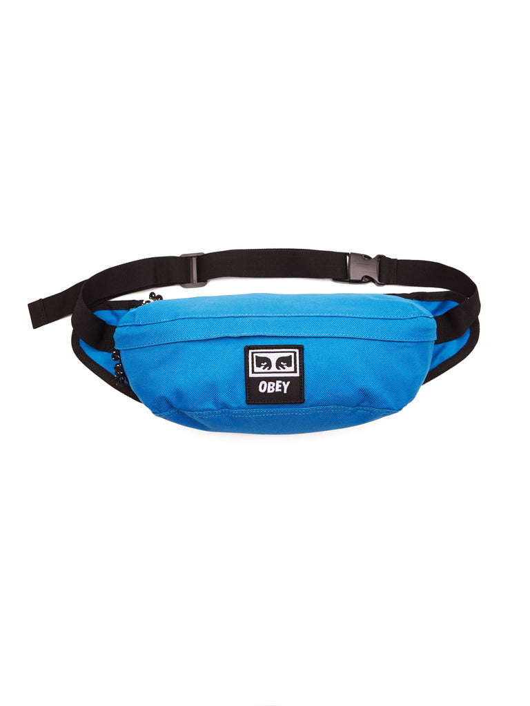 drop out sling pack sky blue | OBEY Clothing