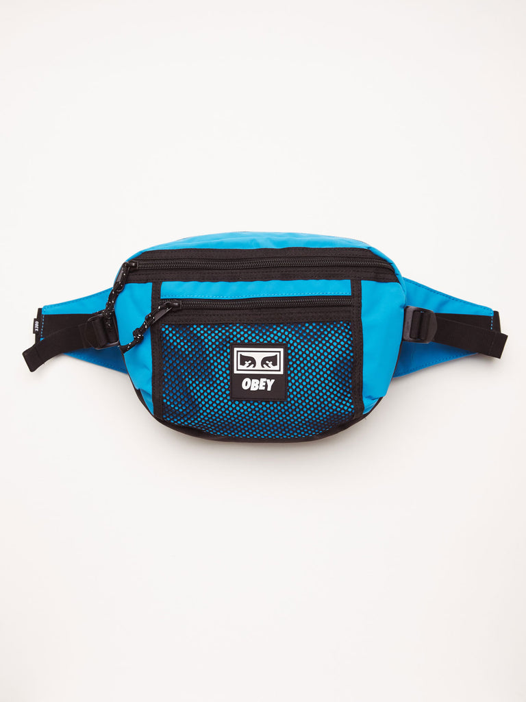 conditions waist bag pure teal | OBEY Clothing