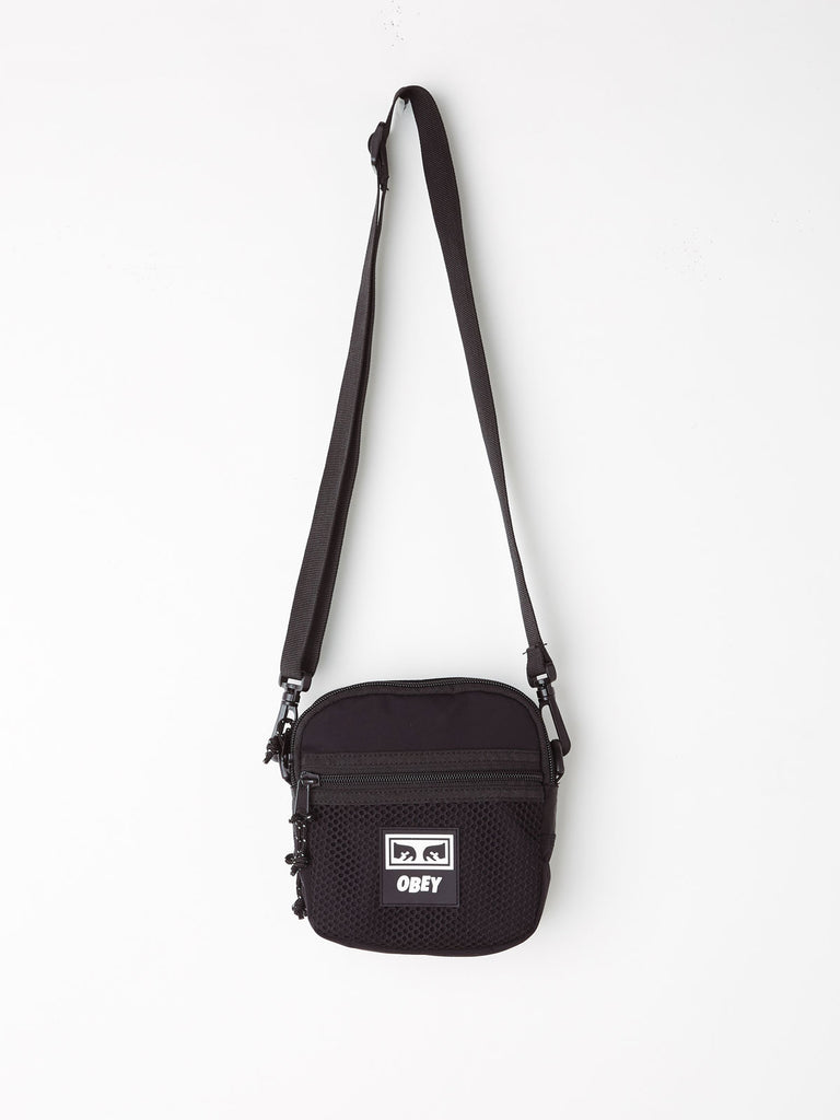 conditions-traveler-bag-black | OBEY Clothing