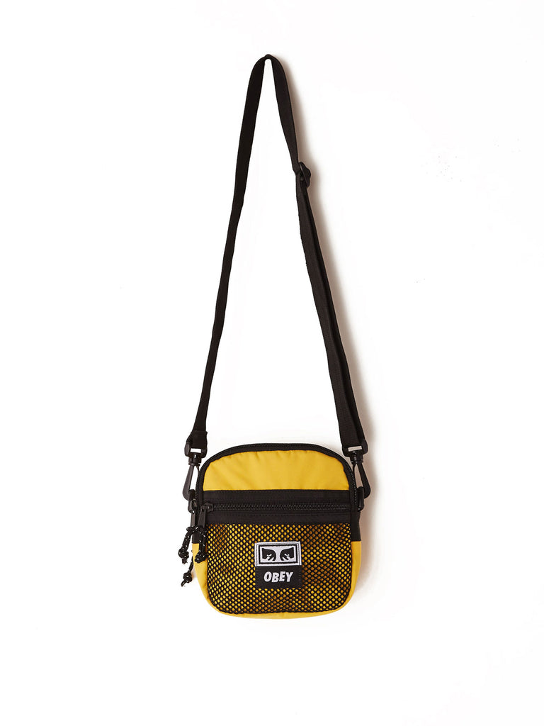 conditions traveler bag energy yellow | OBEY Clothing