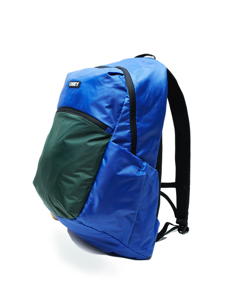 commuter day pack blue | OBEY Clothing
