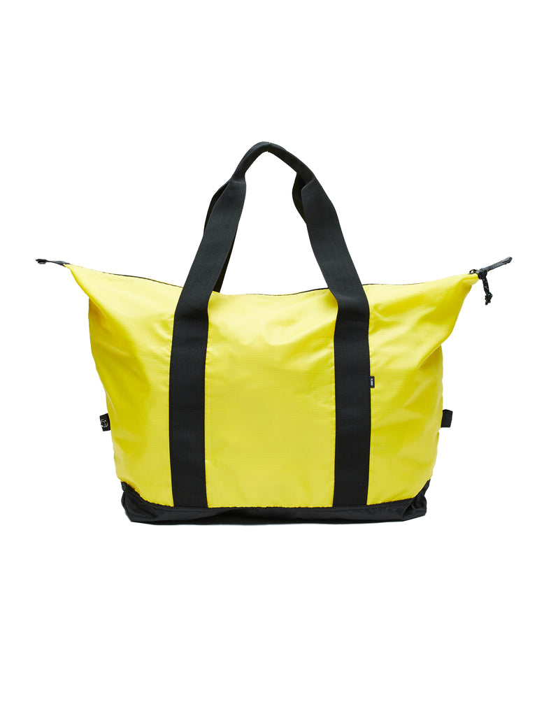 commuter weekender bag yellow | OBEY Clothing