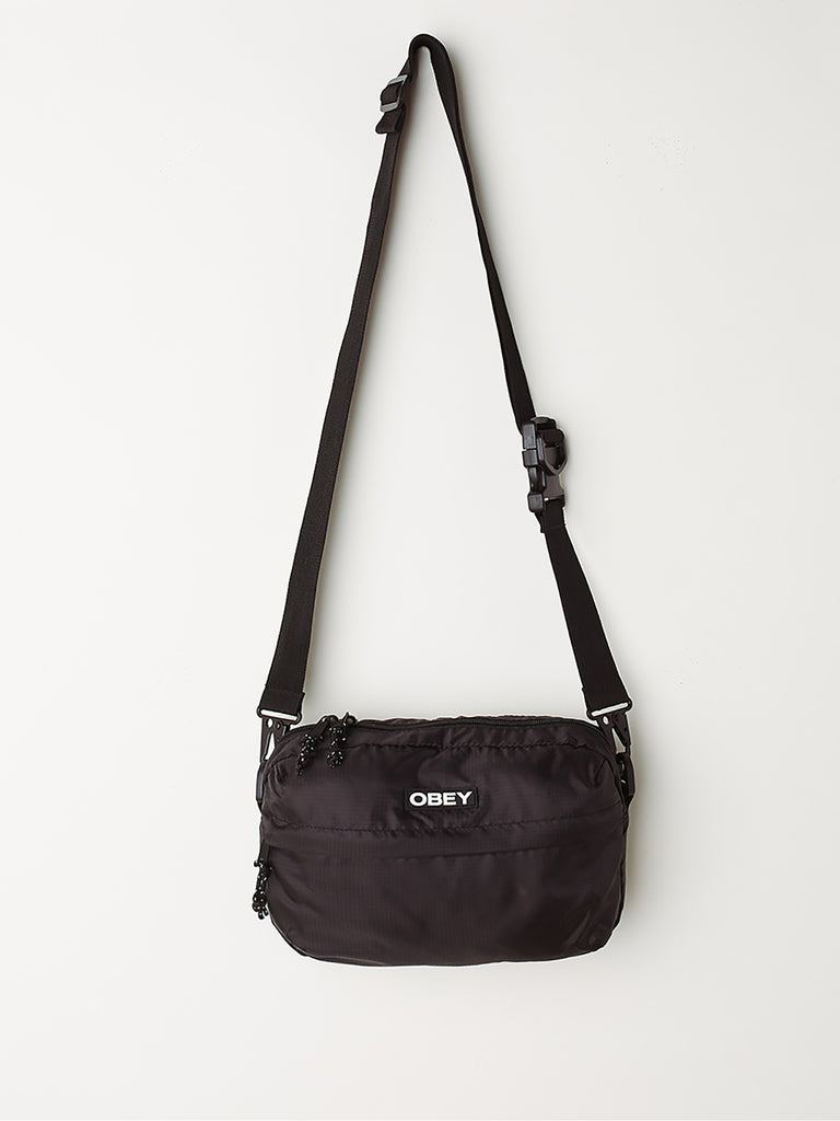 commuter traveler bag black | OBEY Clothing