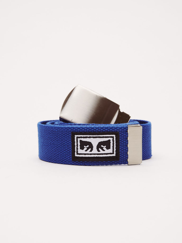 big boy web belt sky blue | OBEY Clothing