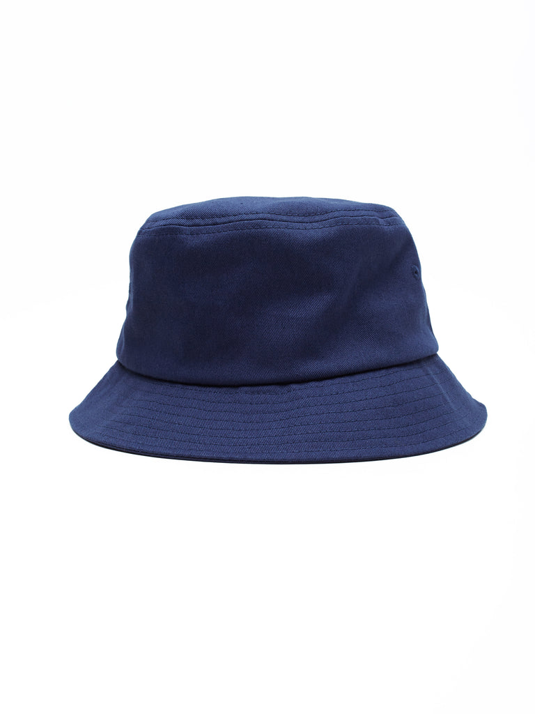 dtp bucket hat navy | OBEY Clothing