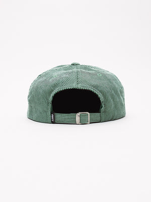 dtp 6 panel strapback emerald | OBEY Clothing