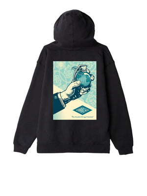 Obey Royal Treatment Hood | OBEY Clothing