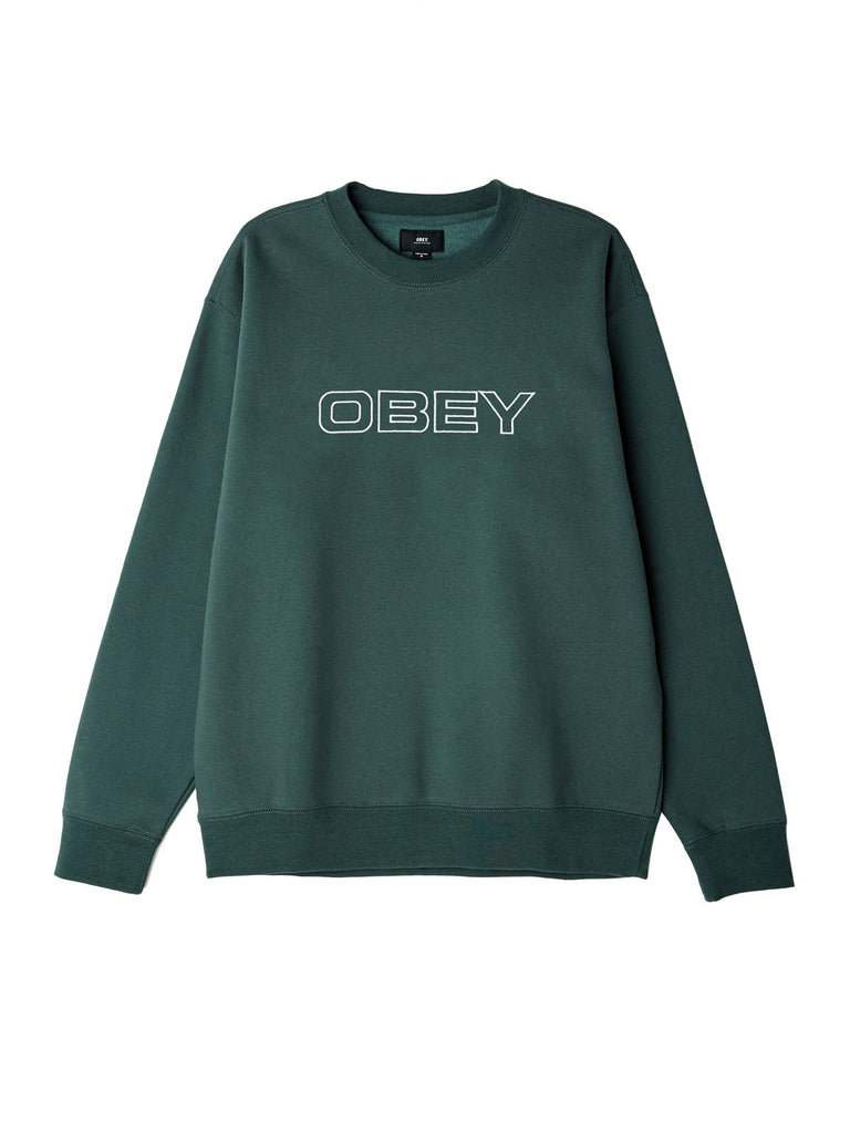 line crew alpine | OBEY Clothing