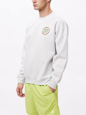obey 89 int crew ash grey | OBEY Clothing