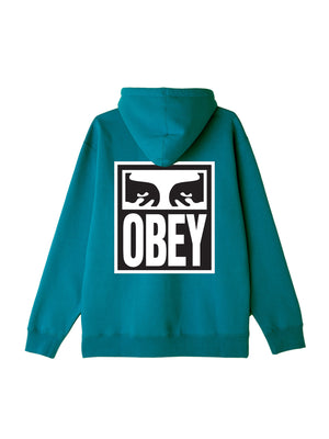obey eyes icon 2 hood eucalyptus | OBEY Clothing