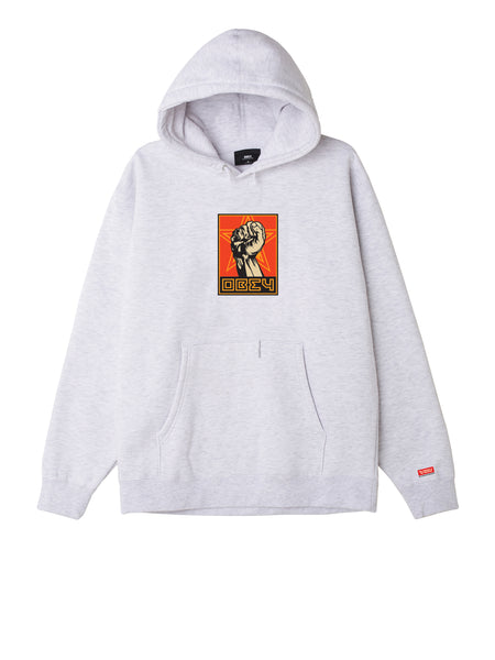 Obey Fist 30 Years Mens Hood | OBEY Clothing