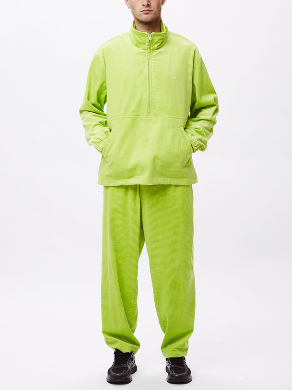 hugo anorak key lime | OBEY Clothing