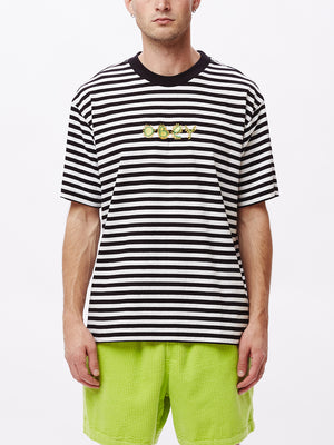 buggs tee ss black multi | OBEY Clothing