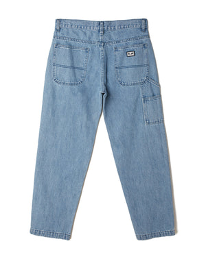 hard work carpenter denim light indigo | OBEY Clothing