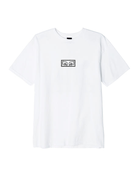 Obey Jumbled Eyes Basic Tee | OBEY Clothing