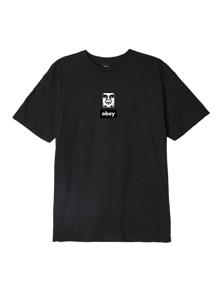 obey icon face 30 years black 1 | OBEY Clothing