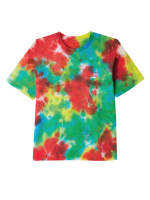 obey bold ss tee rainbow blotch | OBEY Clothing