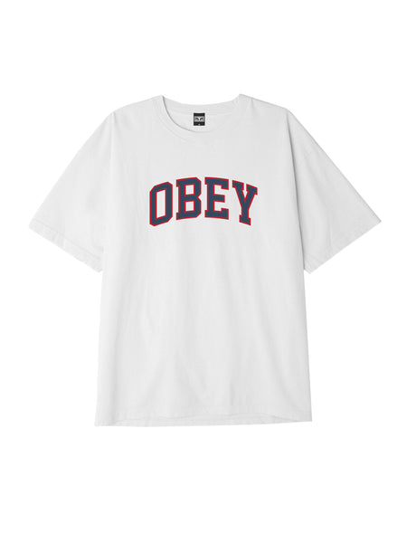 OBEY ACADEMIC TEE | OBEY Clothing