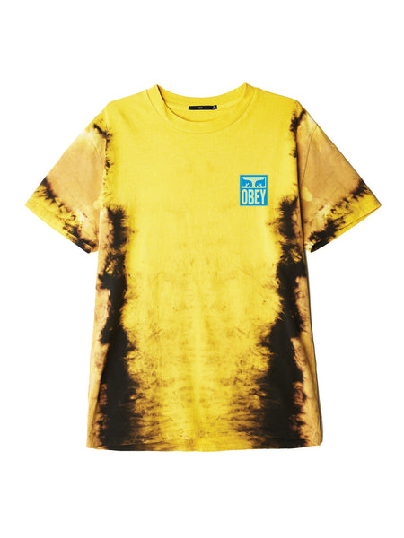 Eyes Icon Obey Tie Dye Tee | OBEY Clothing