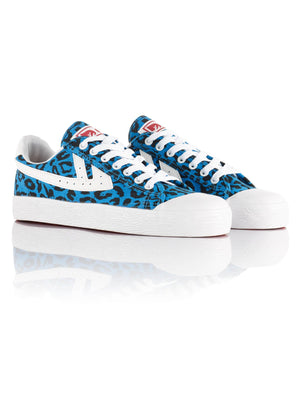 wb ob 1 leopard sky azure | OBEY Clothing