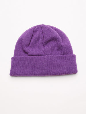 vernon beanie ii purple | OBEY Clothing