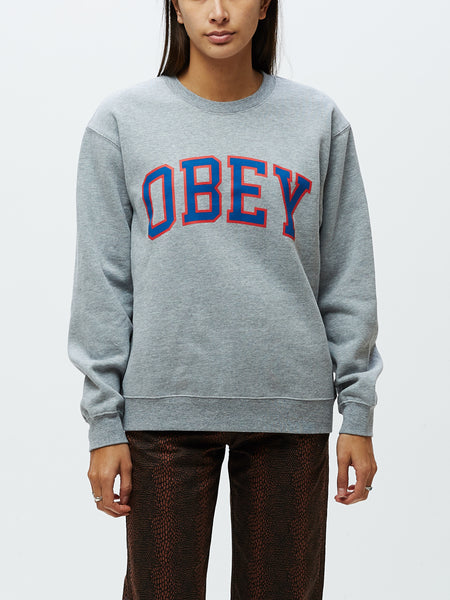 OBEY ACADEMIC CREW | OBEY Clothing