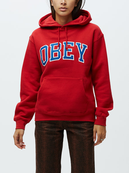 OBEY ACADEMIC HOOD | OBEY Clothing