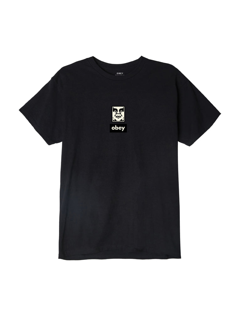 obey icon face 30 years black 3 | OBEY Clothing