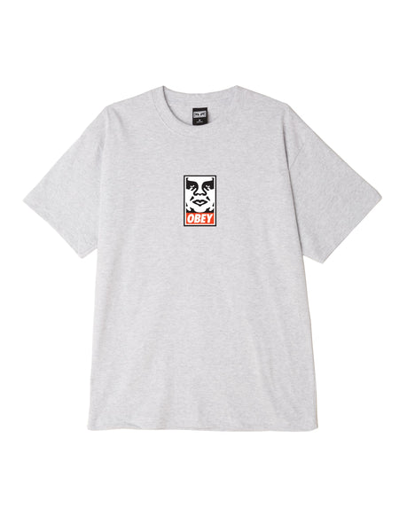 OBEY ICON FACE BOX TEE | OBEY Clothing