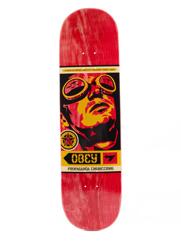 obey google 30 years red | OBEY Clothing