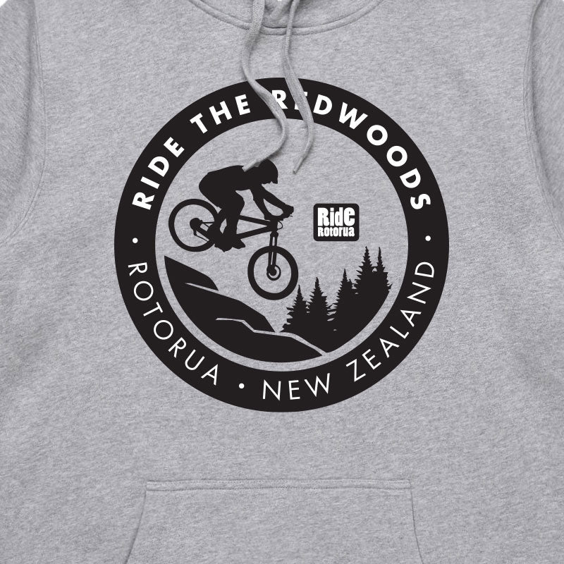 Ride the Redwoods Hoodie