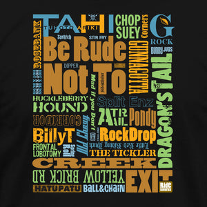 Mens TrailNames T Shirt