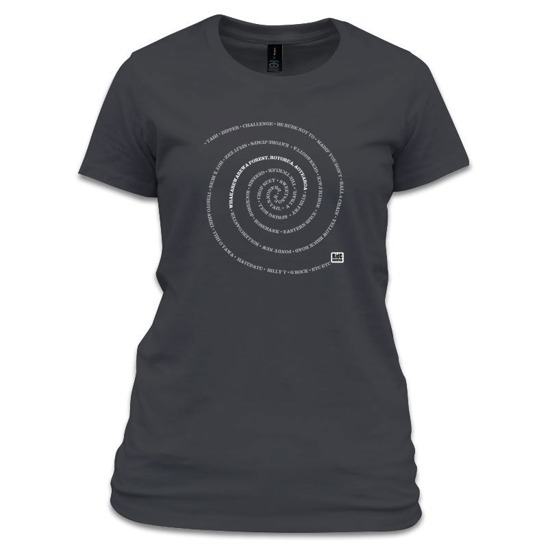Womens Trail Koru T Shirt